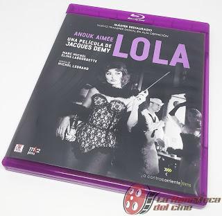 Lola, análisis edición Blu-ray