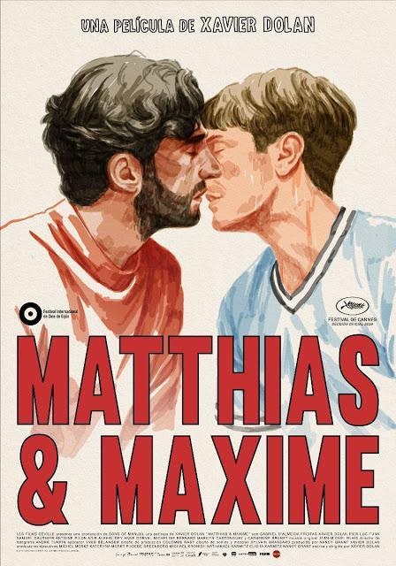 Crítica: Matthias & Maxime de Xavier Dolan