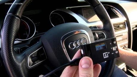2016 Audi Q5 Key Fob
