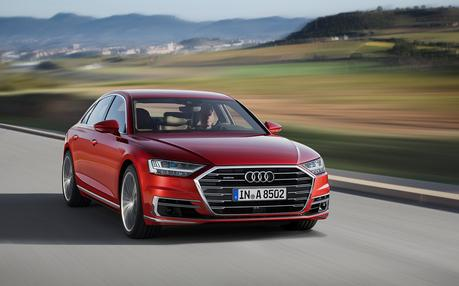2018 Audi A6 Owners Manual