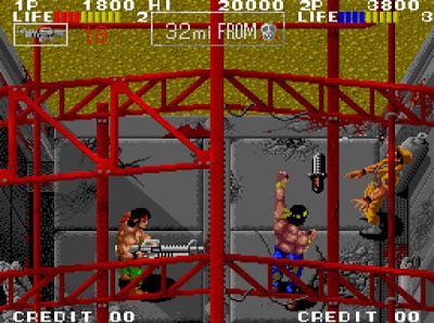 Ikari III - The Rescue, la propuesta arcade semanal para consolas de última generación