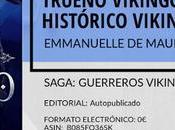 Reseña: Trueno Vikingo Romance Histórico (Guerreros Vikingos Vol.1) Emmanuelle Maupassant