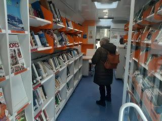 La Diputación de León  habilita un servicio para que los usuarios de los Bibliobuses puedan seguir recibiendo libros, revistas y películas por correo