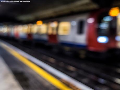 London (London Underground): Ghost rider