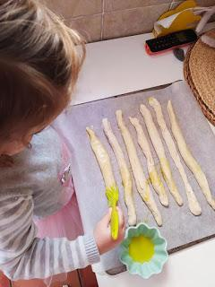 Colines caseros para niños sin lácteos ni huevo