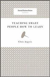 Enseñar a aprender a personas inteligentes con Chris Argyris