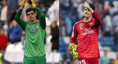 jugaron en el Atlético y Real Madrid