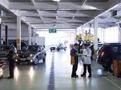 """""""renault control"""" herramienta permite seguir tiempo real vehiculo dentro taller"""