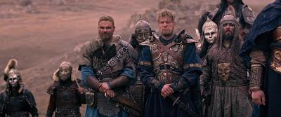 Ya podemos tirar el Conan de Millius: Escita, el último guerrero, R. Mosafir 2018