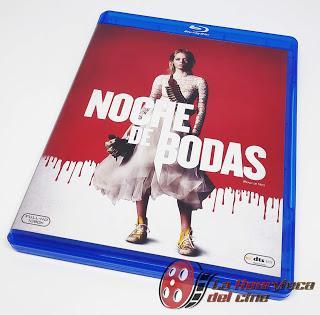 Noche de Bodas, Análisis de la edición Bluray