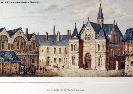 Los matemáticos españoles de la Sorbona del siglo XVI