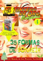 EL TINTERO DE ORO MAGAZINE Nº 7: MARGARET MITCHELL