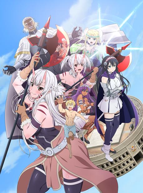 El anime ''Peter Grill to Kenja no Jikan'', estrena Visual Art