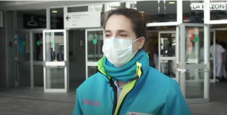 Psicólogos españoles en primera línea contra el coronavirus
