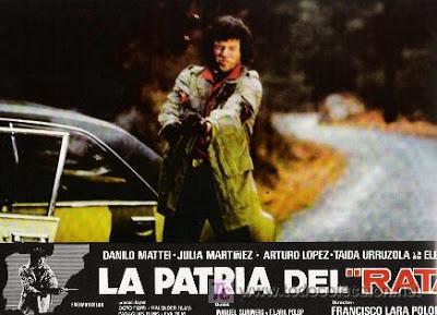 PATRIA DEL RATA, LA (España, 1980) Thiller, político