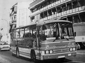 Camioneta calle Móstoles década