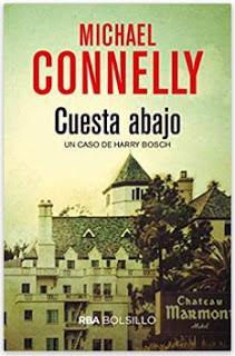 «Cuesta Abajo» de Michael Connelly