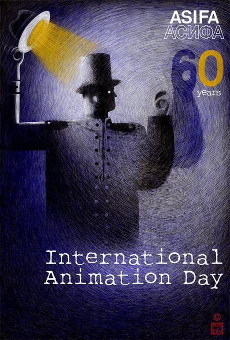 Se presentó el cartel del Día Internacional de la Animación 2020