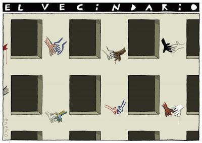 Este virus no es una guerra, es una catástrofe.