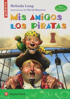 MIS AMIGOS LOS PIRATAS - Melinda Long