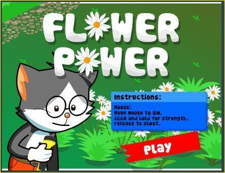 5 juegos interactivos de primavera