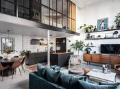 Loft Cool Industrial Scandinavian