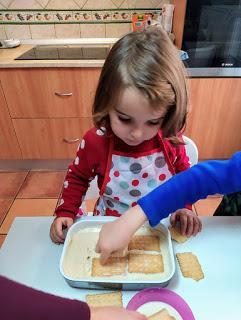 Tarta de la Abuela - Receta fácil sin lácteos ni huevo