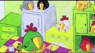 Cuentos y matemáticas: Las diez gallinas