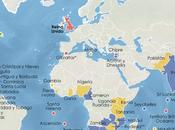 países, además Reino Unido, reina Isabel