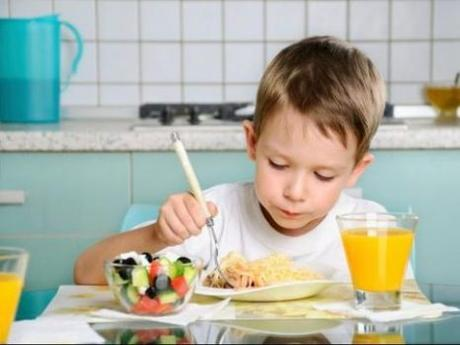 Alimentación correcta para niños en la cuarentena