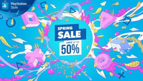 Arrancan las Rebajas de Primavera en PlayStation Store con descuentos de hasta el 50%