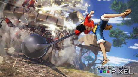 ANÁLISIS: One Piece Pirate Warriors 4