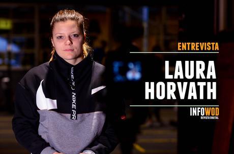 entrevista laura horvath nike atleta crossfit infowod