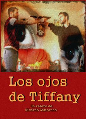 Los ojos de Tiffany (4/7 - Jack Daniel's)