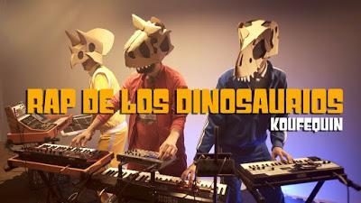 Koufequin - Rap de los Dinosaurios