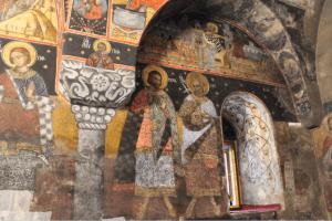 DÍA 2 (2º Parte). Monasterio de Bachkov