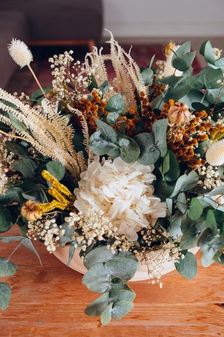 fuente: Flores en el Columpio
