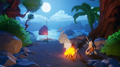 Windbound anunciado para PlayStation 4, trailer
