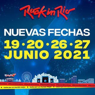Rock in Rio Lisboa retrasa su novena edición un año hasta junio de 2021