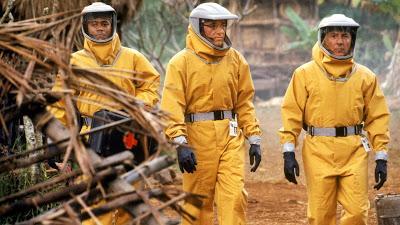 Las películas que nos advirtieron de la pandemia por DaviOne.