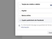 Código cupón descuento Facebook Google (+175$)