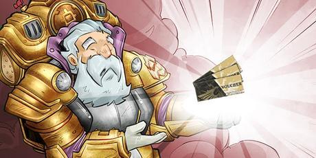 Previas 2 de GW: Horus Heresy, W40K y mas cosas (Fin)