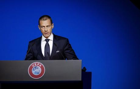 La UEFA amenaza con dejar fuera de Europa a los clubes cuyas ligas no terminen