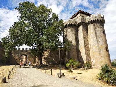 Castillo de Granadilla, Cáceres