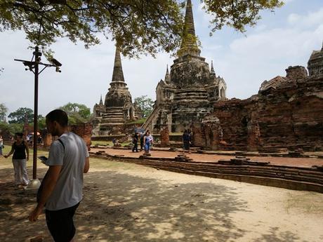 Viajar a Thailandia
