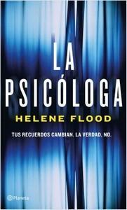 """La psicóloga"", de Helene Flood"