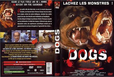 PERROS ASESINOS (Dogs) (USA, 1976) Intriga, Terror, Anticipación