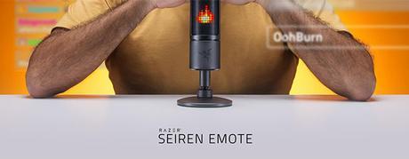 ANÁLISIS HARD-GAMING: Micrófono Razer Seiren Emote
