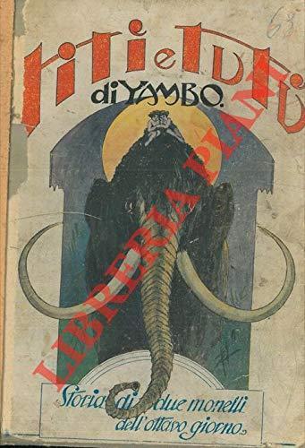Los mundos prehistóricos de Yambo