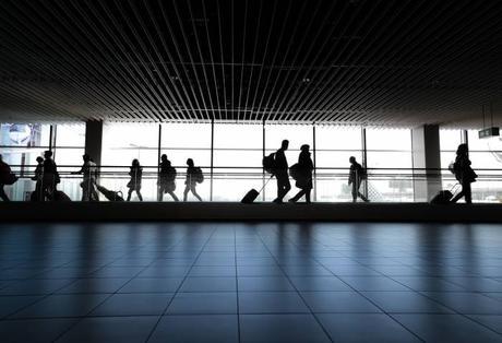 turismo turistas aeropuerto